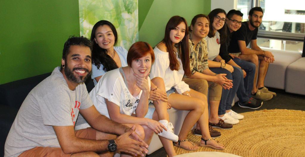 English Group Photo 1